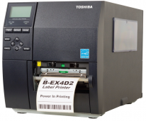 Термопринтер Toshiba B-EX4D2